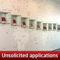 Unsolicited Applications 200X200px